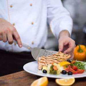 Chef Prepared Meals at Assisted Living Homes