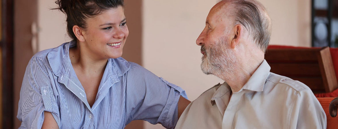 Assisted Living Care Giver