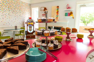 Brooking Park Sweets & Treats Shop Chesterfield